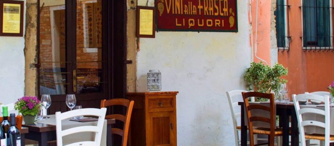 Esterno ristorante Ariccia